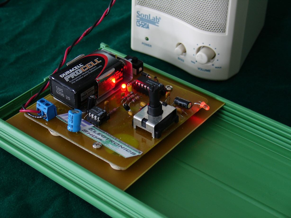 Electronics Shop Projects Electrical And Computer Engineering Be For Laser Communicator