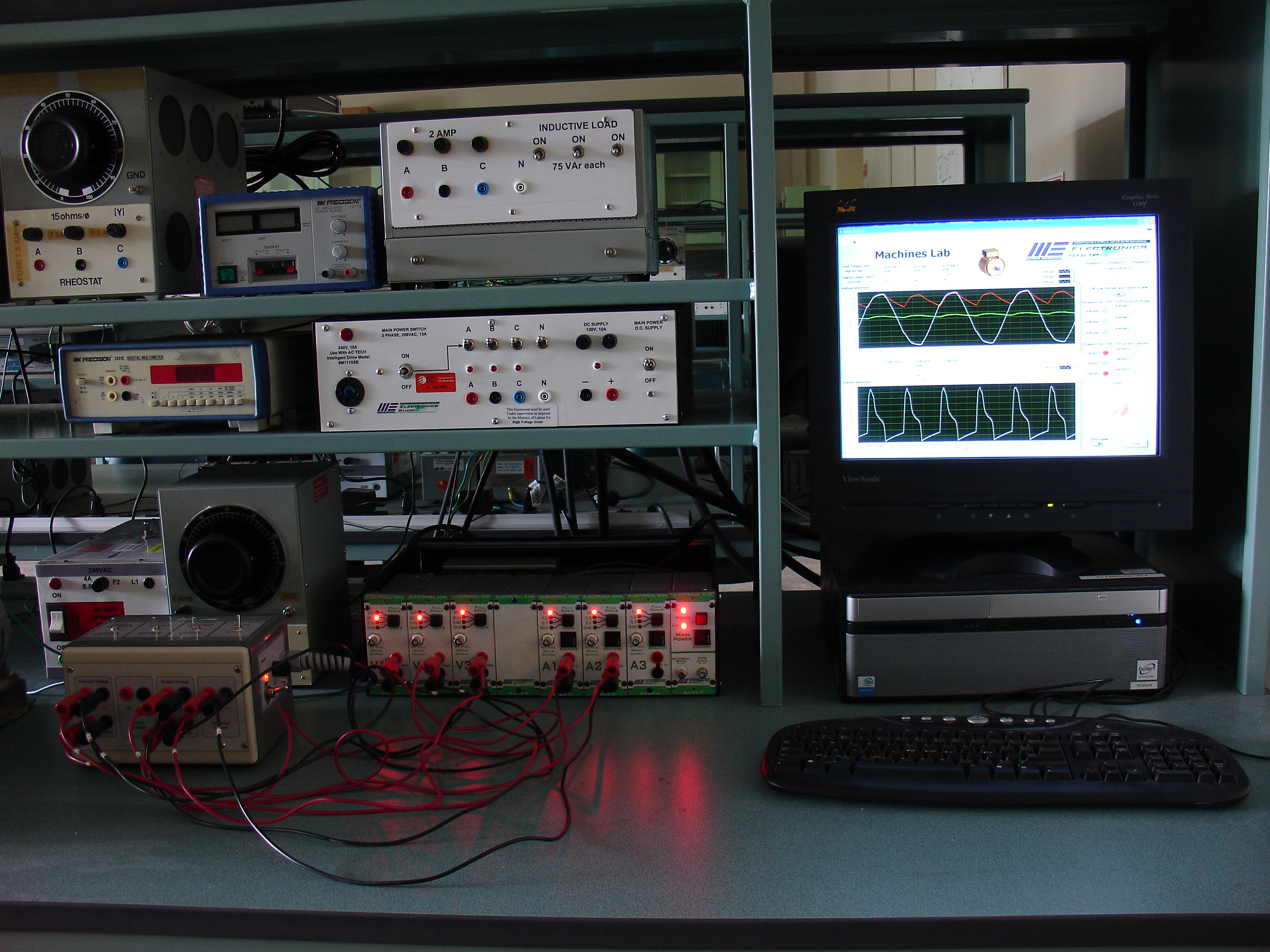 Electronics Shop Electrical Technology All About Eng Laboratory Equipment